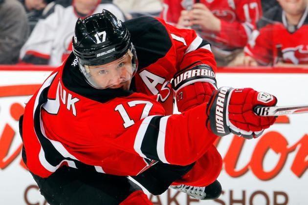 Devils Lose Ilya Kovalchuk for Two to Four Weeks with Shoulder Injury