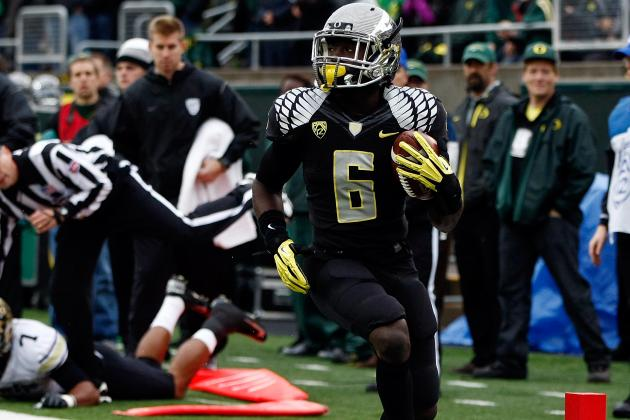 Spring Football 25: Oregon Ducks
