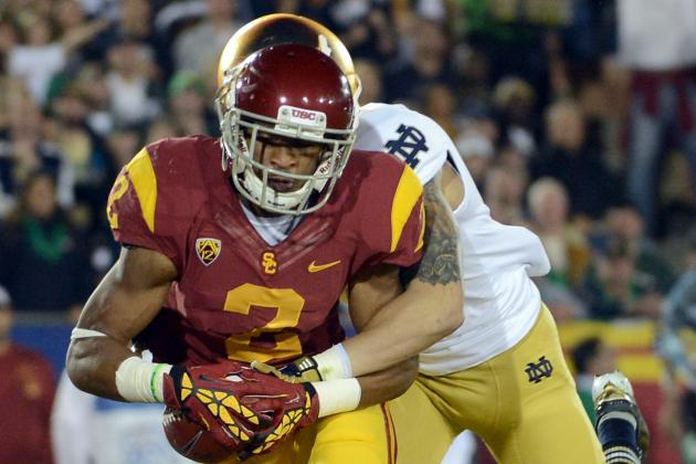 Robert Woods Pro Day: Teams USC Star Receiver Could Transform in 2013
