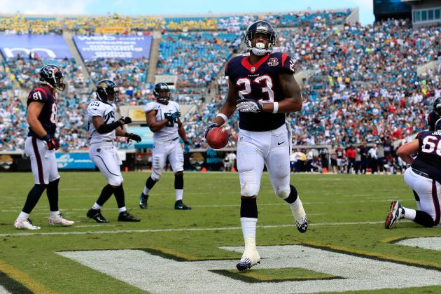How Greg Jones Can Lead Arian Foster to a Career-Best Season