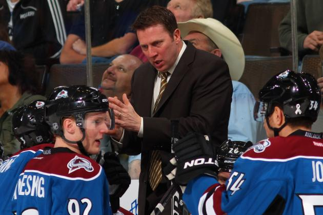 Joe Sacco Keeps Tenuous Hold on Colorado Avalanche Coaching Job