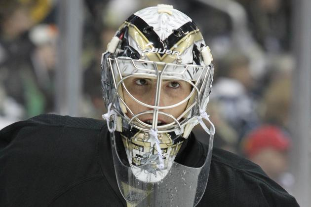 Letang out 7-10 Days; Fleury Status Unknown