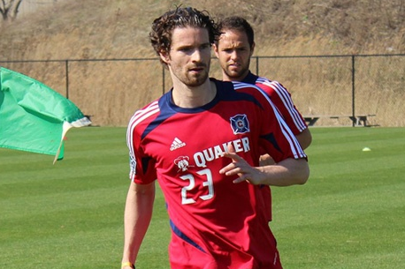 Friedrich Cautiously Returns to Chicago Fire, but 2013 Debut Still Unclear
