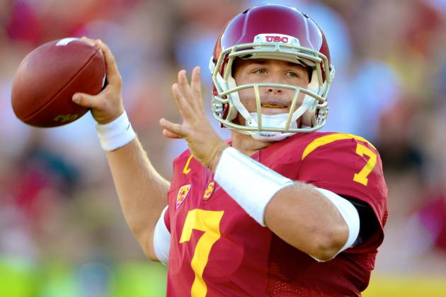 Breaking Down Matt Barkley's USC Pro Day Performance