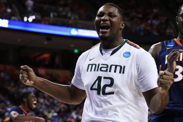 Miami Basketball: Will Reggie Johnson Injury Cripple 'Canes' Final Four Chances?