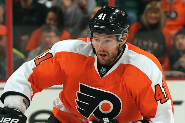 Meszaros Re-Injures Shoulder, out Indefinitely
