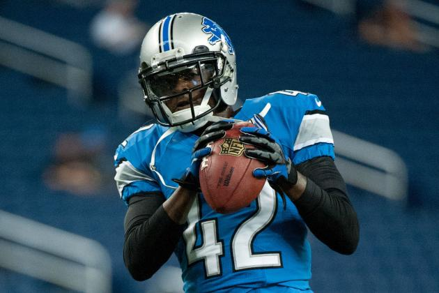 Detroit Lions Issue Statement on Arrest of Amari Spievey