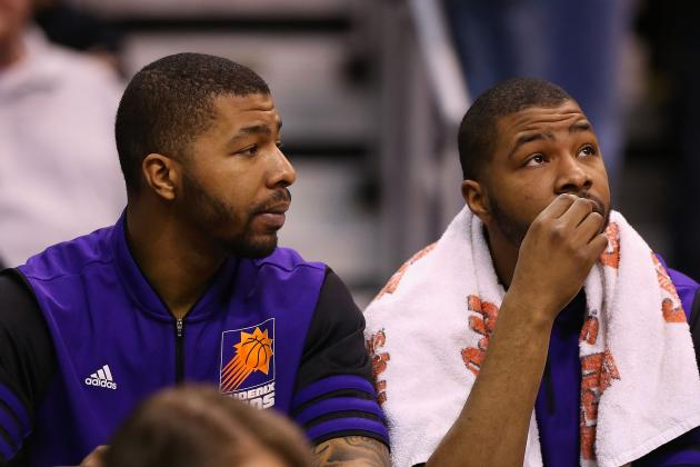 Markieff Morris and Bill Self Urged Suns to Trade for Marcus Morris