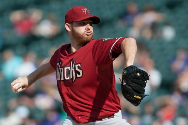 Arizona Diamondbacks Can Overcome Injury Problems with Pitching