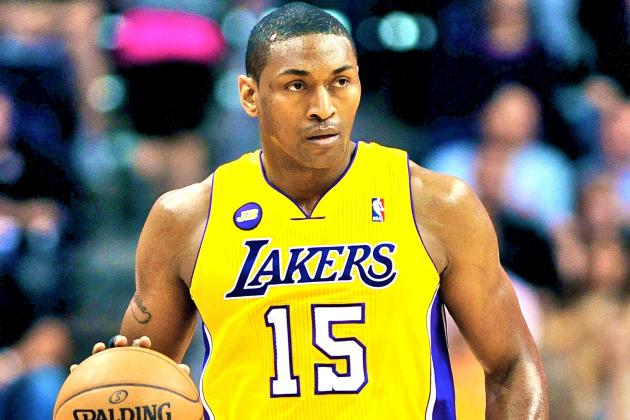 Metta World Peace Injury Updates: Lakers Forward to Undergo Knee Surgery