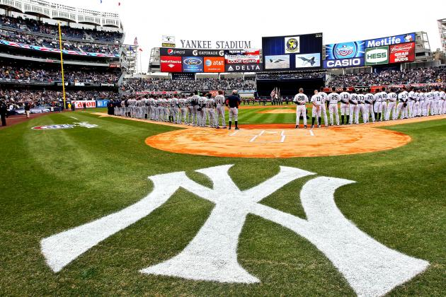 Yankees Top Forbes' New List Valuing Every MLB Franchise