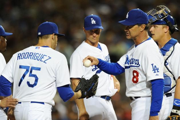 Questions Remain as Dodgers Break Camp