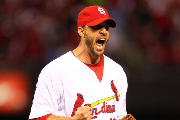 Report: Cardinals, Wainwright Agree to 5-Year/$97.5M Extension