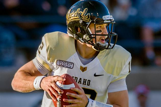 Idaho Going Back to Sun Belt in Football