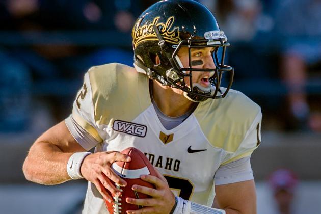 Idaho Going Back to Sun Belt in Football
