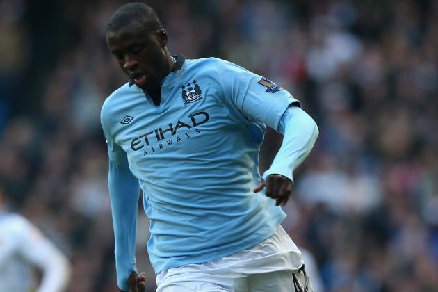 Citys Yaya Toure Rejects PSG Link