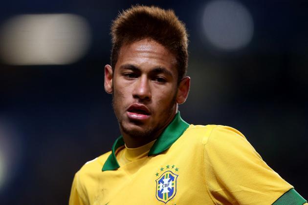 Barca's €45M Budget for Neymar