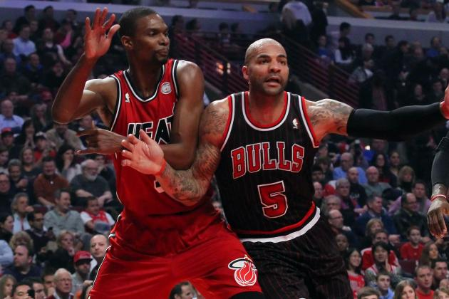NBA Gamecast: Heat vs. Bulls