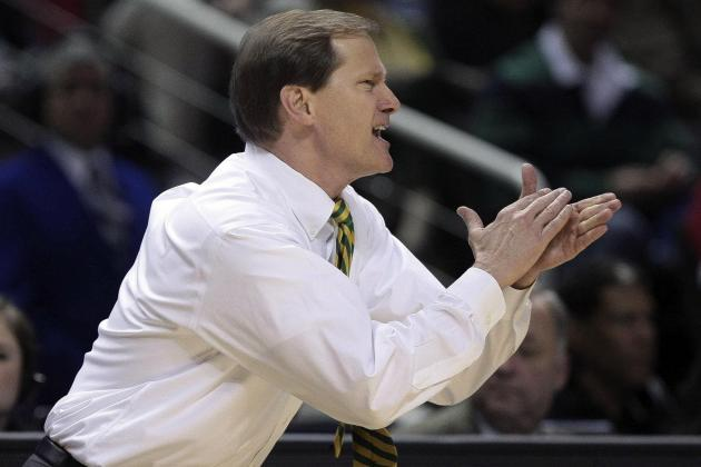 Oregon Is in the Sweet 16 in 3 Years Under Altman
