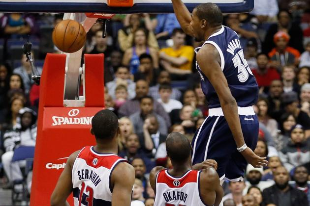 NBA Gamecast: Thunder vs. Wizards