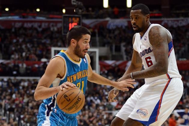 NBA Gamecast: Clippers vs. Hornets