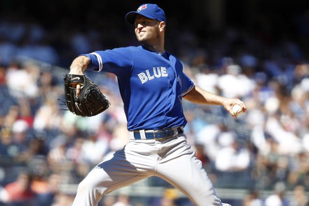 Blue Jays Extend J.A. Happ