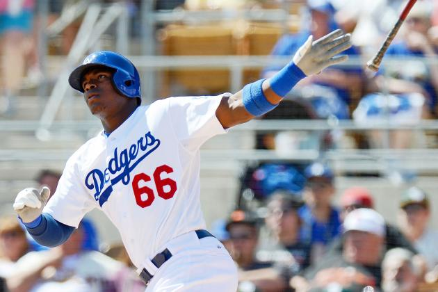 Which Star Outfielder Should LA Dodgers Trade When Yasiel Puig Is Ready?
