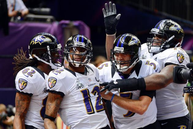 2013 Baltimore Ravens Schedule: Full Listing of Dates, Times and TV Info