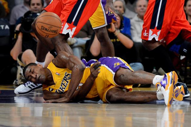 Can LA Lakers Make 2013 NBA Playoffs Without Metta World Peace?