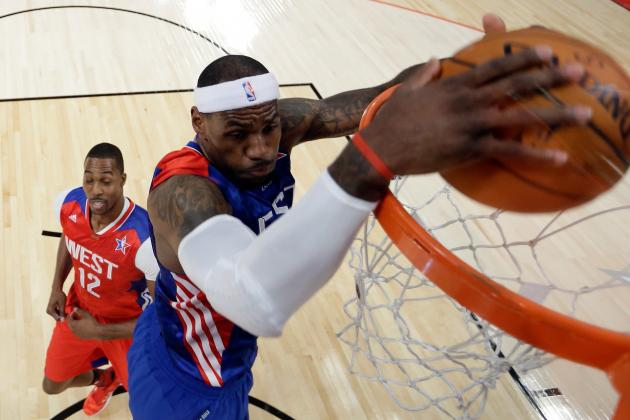 LeBron, Kobe in a JAM: How to Save the NBA Slam Dunk Contest