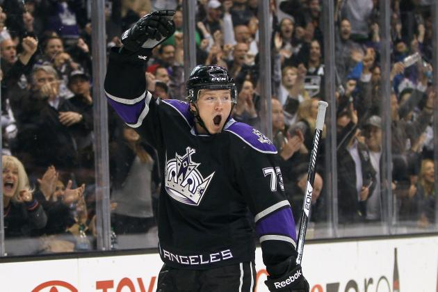 Los Angeles Kings: Tyler Toffoli Should Be Playing Every Night