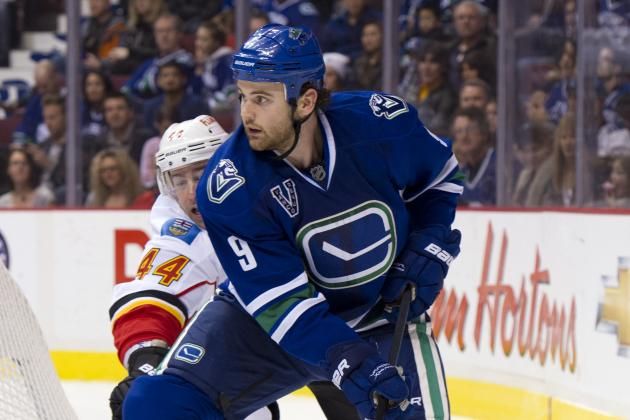 In Hockey-Mad Vancouver, All Eyes Are on Zack Kassian