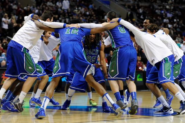 March Madness 2013 Bracket: Predicting Exit Rounds for Cinderella Stories
