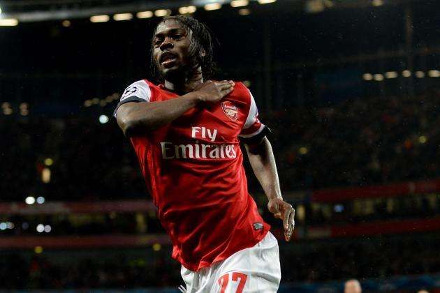 Arsenal Plan to Sell Gervinho to Galatasaray for £ 12m