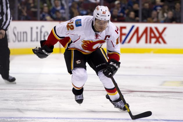 Is Jarome Iginla to Boston Deal Complete?