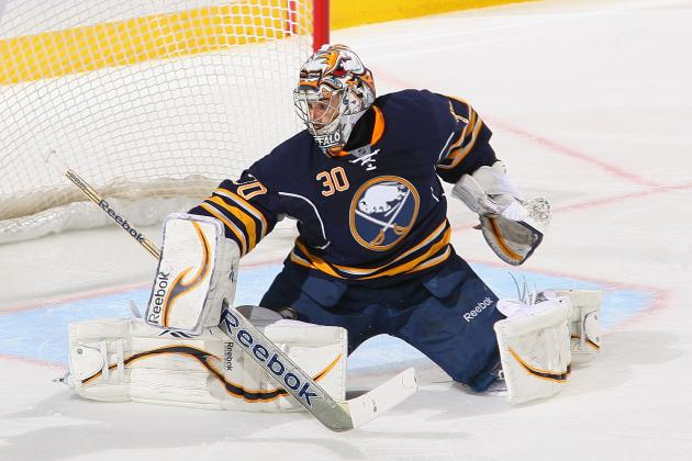 Report: Ryan Miller Comes Up in Sabres, Lightning Conversation