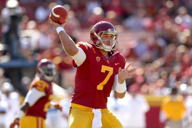 Matt Barkley's Pro Day Not Good Enough