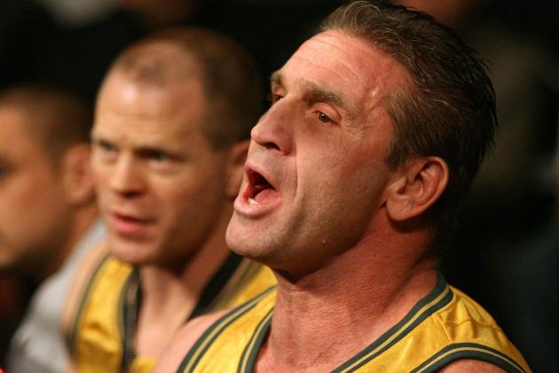 Ken Shamrock on WWE Return, Brock Lesnar, Dana vs Vince, More on Ring Rust Radio