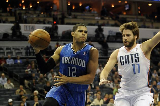 Bobcats 114, Magic 108