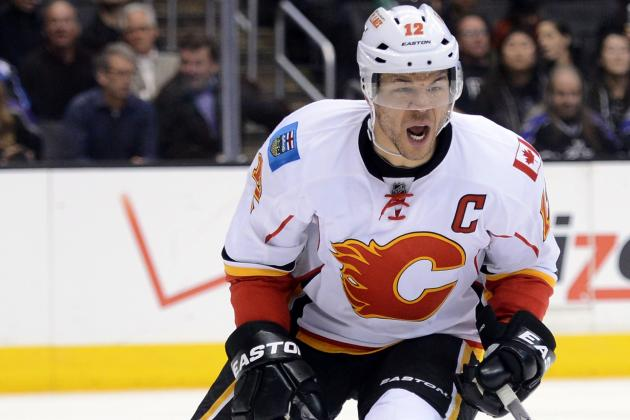 Jarome Iginla to Bruins: Calgary Flames Nearly Trade Superstar to Boston