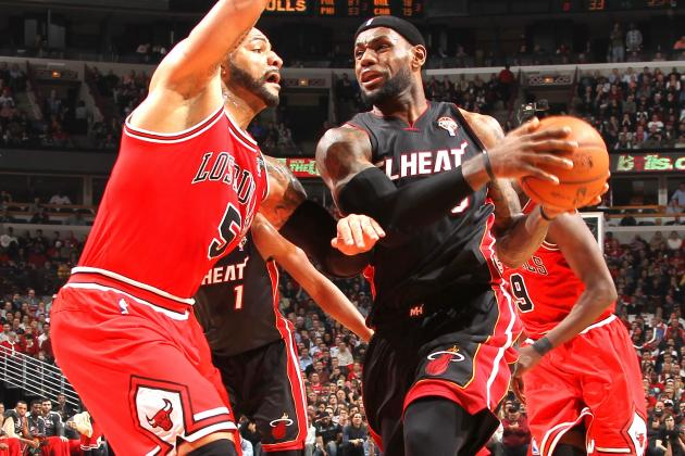 Miami Heat vs Chicago Bulls: Live Score, Highlights and Reaction