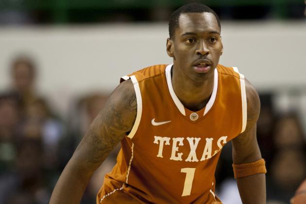 Texas Leading Scorer Sheldon McClellan Will Transfer