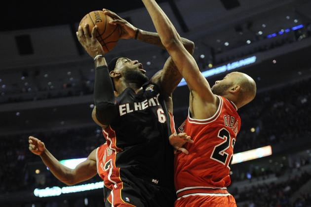 Tonight Was No Fluke: The Chicago Bulls Can Beat the Miami Heat in the Playoffs