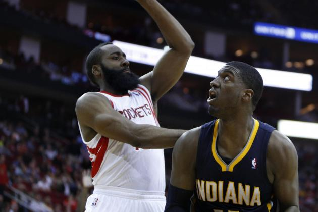 Pacers Gets 100-91 Win over Rockets