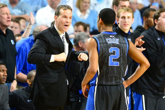 Duke Assistant Chris Collins Hired as Northwestern Head Coach