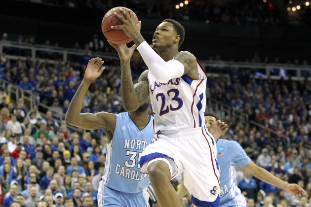 Ben McLemore's Inconsistency Will Cripple Jayhawks vs. Michigan in Sweet 16