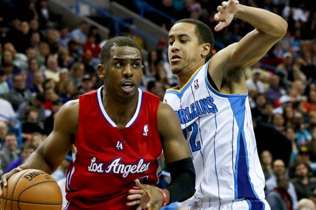 Hornets Fade in Fourth Quarter Against Clippers, CP3 and Lose 105-91