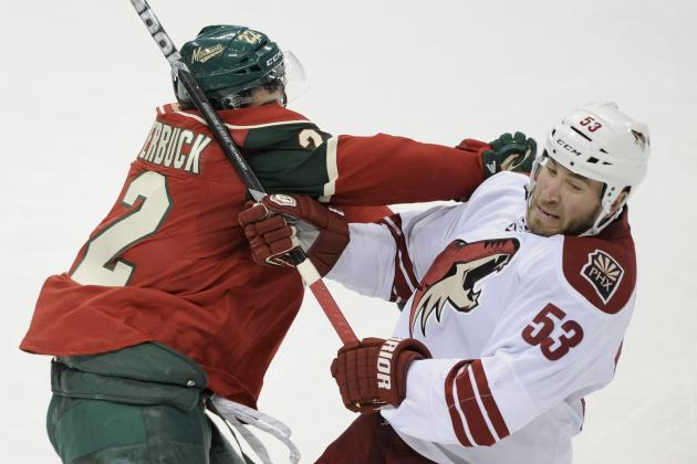 Koivu's OT Winner Gives Wild 7th Straight Win