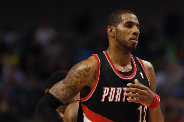 LaMarcus Aldridge Injury: Updates on Trail Blazers Star's Ankle