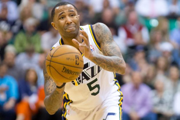 Mo Williams Says Utah Jazz 'running Different Stuff' to Start Games